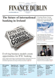 April 2013 Issue of Finance Dublin