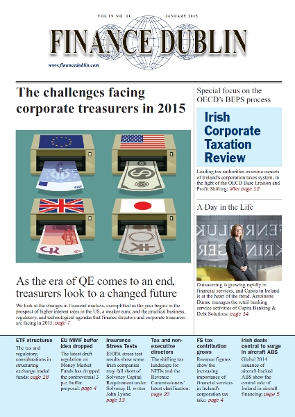 January 2015 Issue of Finance Dublin