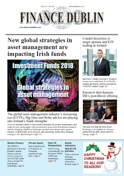 December 2017 Issue of Finance Dublin