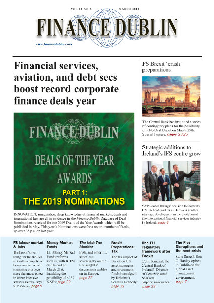 March 2019 Issue of Finance Dublin