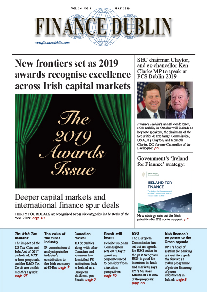 May 2019 Issue of Finance Dublin