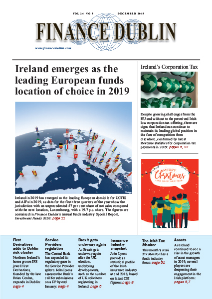 December 2019 Issue of Finance Dublin