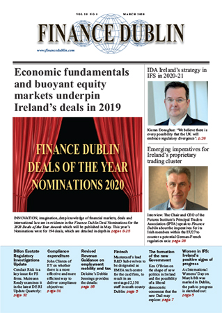 March 2020 Issue of Finance Dublin