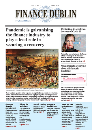 April 2020 Issue of Finance Dublin