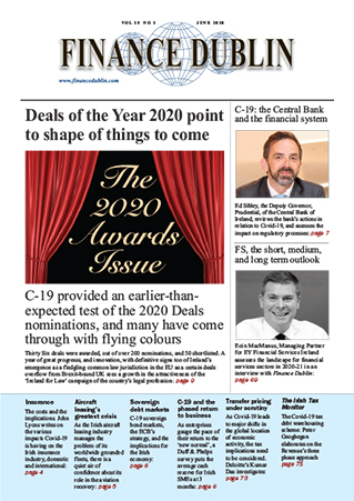 June 2020 Issue of Finance Dublin