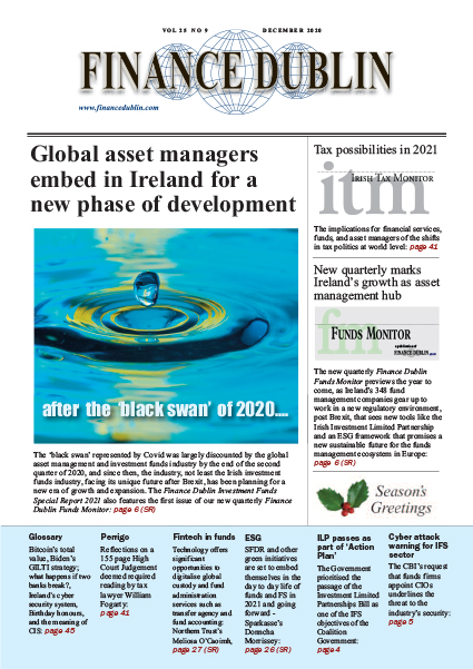 December 2020 Issue of Finance Dublin