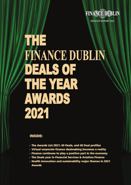The Finance Dublin Deals Of The Years Awards 2021